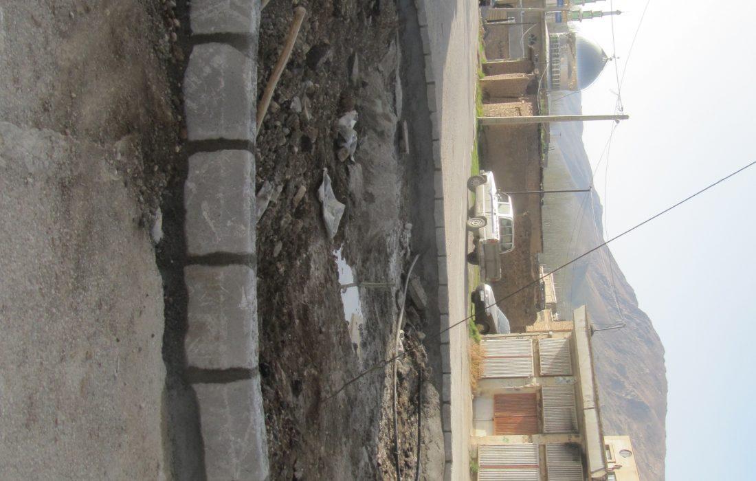 ساخت میدان امام حسین (ع)
